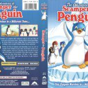 The Adventures of Scamper the Penguin (1992) R1 DVD Cover