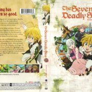 The Seven Deadly Sins Season 1 Part 1 (2017) R1 DVD Cover