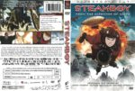 Steamboy (2005) R1 DVD Cover