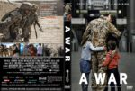 A War (2016) R2 CUSTOM Cover & Label
