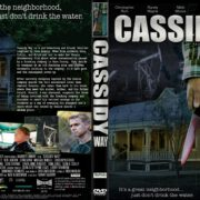 Cassidy Way (2015) R1 CUSTOM Cover & Label