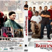 Barbershop: The Next Cut (2016) R1 Custom Cover