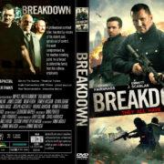 Breakdown (2016) R2 CUSTOM Cover & Label
