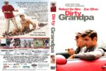 Dirty Grandpa (2016) WS R2 CUSTOM Cover & Label