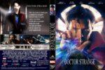 Doctor Strange (2016) R1 CUSTOM Cover & Label