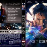 Doctor Strange (2016) R1 CUSTOM Cover & Label
