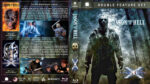 Jason Goes to Hell / Jason X Double Feature (1993-2001) R1 Custom Blu-Ray Cover