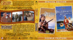 Davy Crockett Double Feature (1955-1956) R1 Custom Blu-Ray Cover