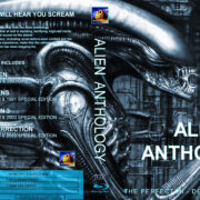 Alien Anthology (1979-1997) R1 Custom Blu-Ray Cover V2