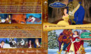 Beauty and the Beast Double Feature (1991-1997) R1 Custom Blu-Ray Cover