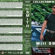 Will Smith Film Collection – Set 1 (1991-1997) R1 Custom DVD Covers