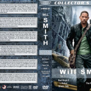 Will Smith Film Collection – Set 3 (2003-2007) R1 Custom Covers