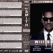 Will Smith Film Collection – Set 4 (2008-2014) R1 Custom DVD Covers