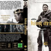 King Arthur – Legend of the Sword (2017) R2 GERMAN Custom DVD Cover
