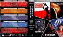 Horror / Slasher 5-Pack (1974-1996) R1 Custom Blu-Ray Cover