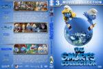 The Smurfs Collection (2011-2017) R1 Custom V2 Cover