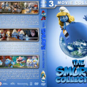 The Smurfs Collection (2011-2017) R1 Custom V2 Cover