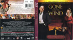 Gone With The Wind (1939) R1 Blu-Ray Cover & Label