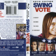 Swing Vote (2009) R1 Blu-Ray Cover & Label