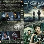 Prometheus / Alien: Covenant Double Feature (2012-2017) R1 Custom Cover