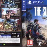 The Surge (2017) PAL PS4 Cover