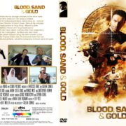 Blood, Sand & Gold (2017) R1 CUSTOM DVD Cover & Label