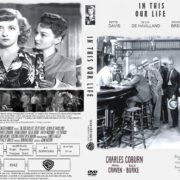 In This Our Life (1942) R1 CUSTOM DVD Cover & Label