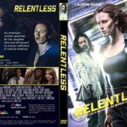Relentless (2017) R1 CUSTOM DVD Cover & Label
