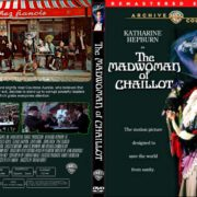 The Madwoman Of Chaillot (1969) R1 CUSTOM DVD Cover