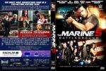 The Marine 5-Battleground (2017) R1 CUSTOM DVD Cover & Label