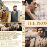 The Promise (2017) R2 CUSTOM DVD Cover & Label