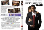 Fifty Shades Of Black (2016) R1 CUSTOM DVD Cover & Label