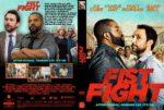 Fist Fight (2017) R1 Custom DVD Cover