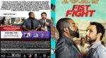 Fist Fight (2017) R1 Custom Blu-Ray Cover