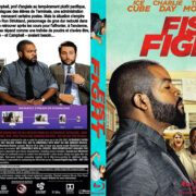 Fist Fight (2017) R1 Custom Blu-Ray Cover