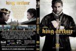 King Arthur (2017) R1 CUSTOM Cover & Label