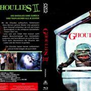 Ghoulies 2 (1988) R2 German Blu-Ray Cover