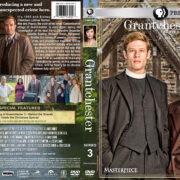 Grantchester – Series 3 (2017) R1 Custom Cover & Labels