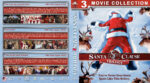 The Santa Clause Trilogy (1994-2006) R1 Custom Blu-Ray Cover