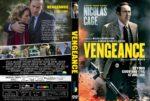 Vengeance: A Love Story (2017) R1 CUSTOM DVD Cover