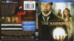 The Illusionist (2006) R1 Blu-Ray Cover & Labels