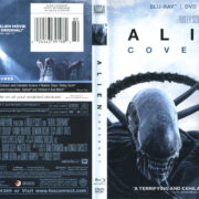 Alien Covenant (2017) R1 Blu-Ray Cover & Labels