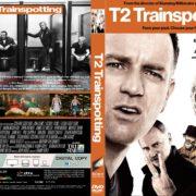 T2 Trainspotting (2017) R2 CUSTOM Cover & Label