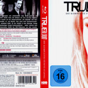 True Blood: Season 5 (2013) R2 German Blu-Ray Cover