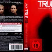 True Blood: Season 6 (2014) R2 German Blu-Ray Cover