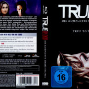 True Blood: Season 7 (2015) R2 German Blu-Ray Cover