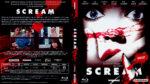 Scream (2011) R2 German Blu-Ray Covers