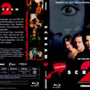 Scream 2 (2011) R2 German Blu-Ray Covers