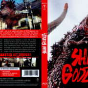Shin Godzilla (2016) R2 German Blu-Ray Covers