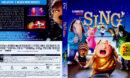 Sing (2017) R2 German Blu-Ray Covers